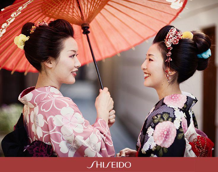 Il 23 dicembre, in Giappone, si festeggia il Tenno Tanjobi, festa nazionale che celebra il compleanno dell'imperatore. #ShiseidoMoment www.shiseido.it