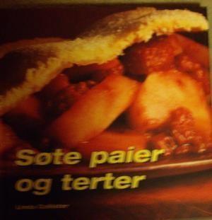 """""""Søte paier og terter"""" av Linda Collister"""