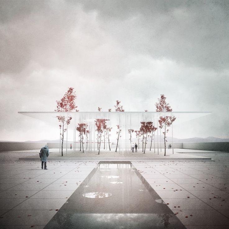 Darcstudio - Peace Pavilion