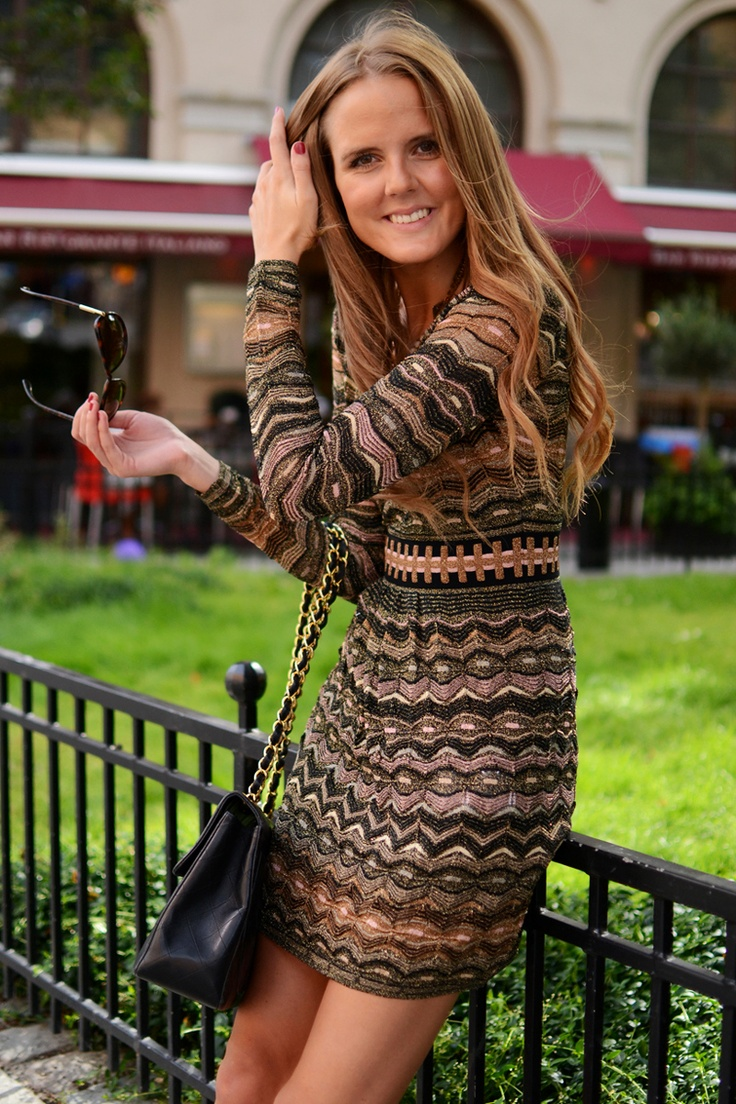 love this missoni dress