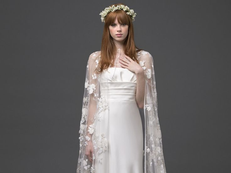 La collection robe de mariées Alberta Ferretti 2015