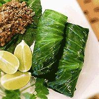 Thai Lettuce Wraps With Cilantro Recipe   Cilantro recipes   Pinterest