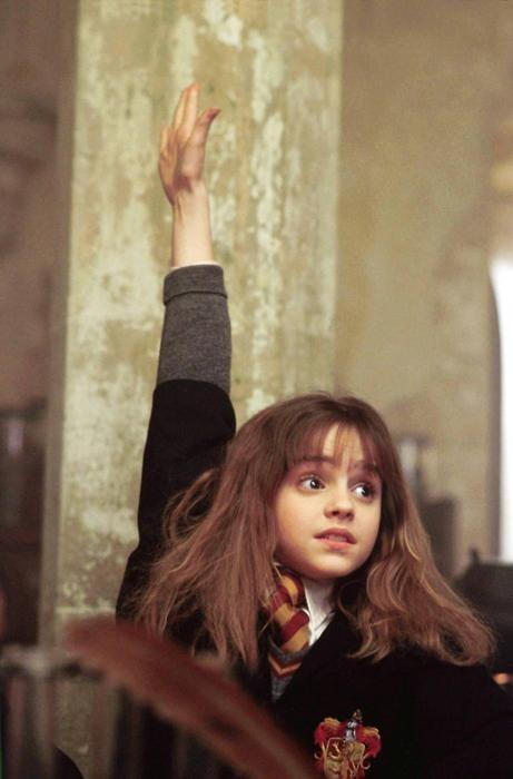 : Geek, Hogwarts, Hands, Emma Watson, Funnies Harry Potter, Hermione Granger, Harry Potter Funnies, Book Jackets, Role Models