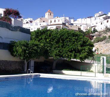 Bedar village summer swimming pool