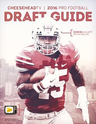Pro Football Draft Guide 2016  Over 300 college prospects ranked and analyzed by position from the top players to the undrafted free agents. A position-by-position breakdown of the Packers roster to see how players will fit in Green Bay. The needs of all 32 teams broken down with a special emphasis on the NFC North division.