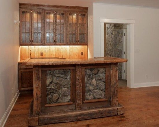 "Rustic Bar Ideas | rustic Bar"" Design, Pictures, Remodel, Decor and Ideas 