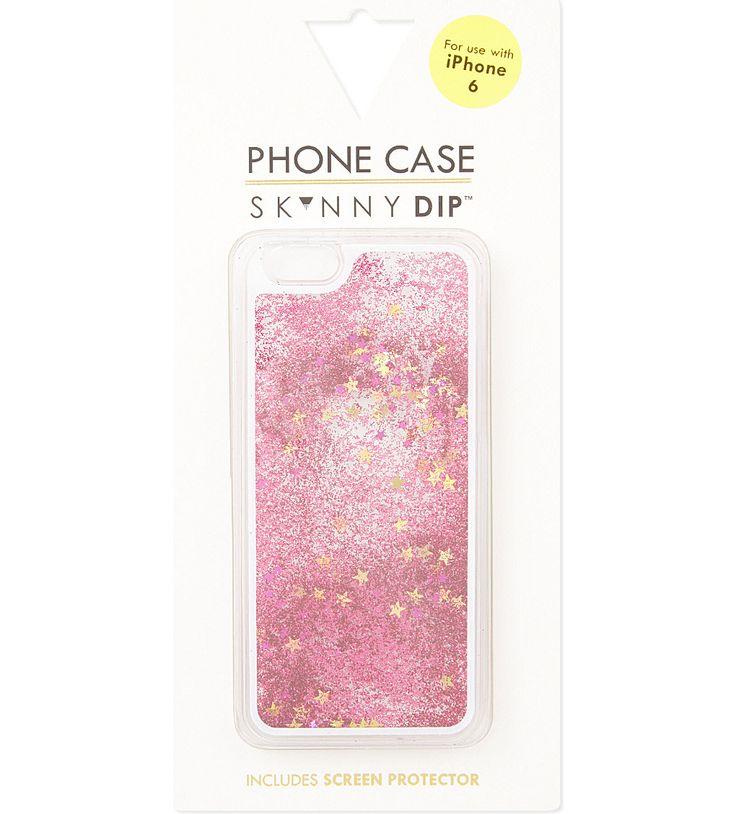 SKINNY DIP Liquid iPhone 6 case (Pink