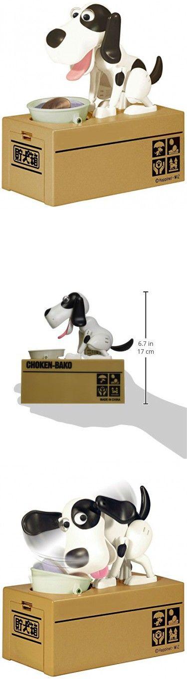 BIGOCT Cute Dog Money Box Piggy Bank