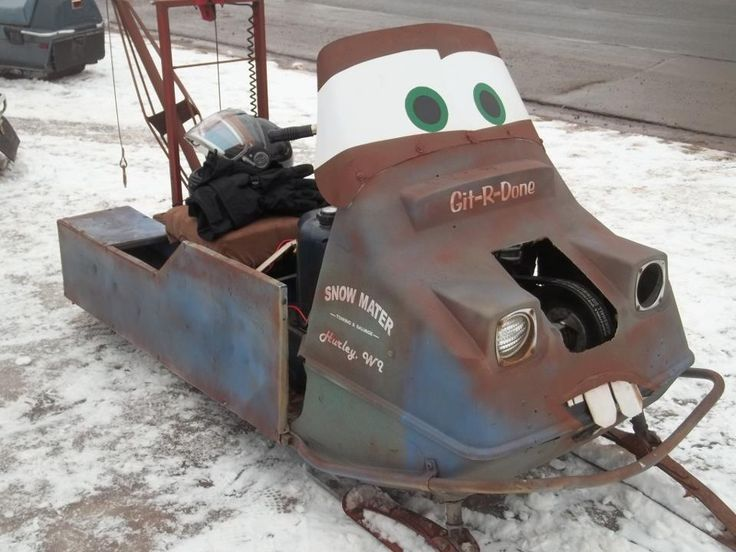 Image result for junk Snowmobile