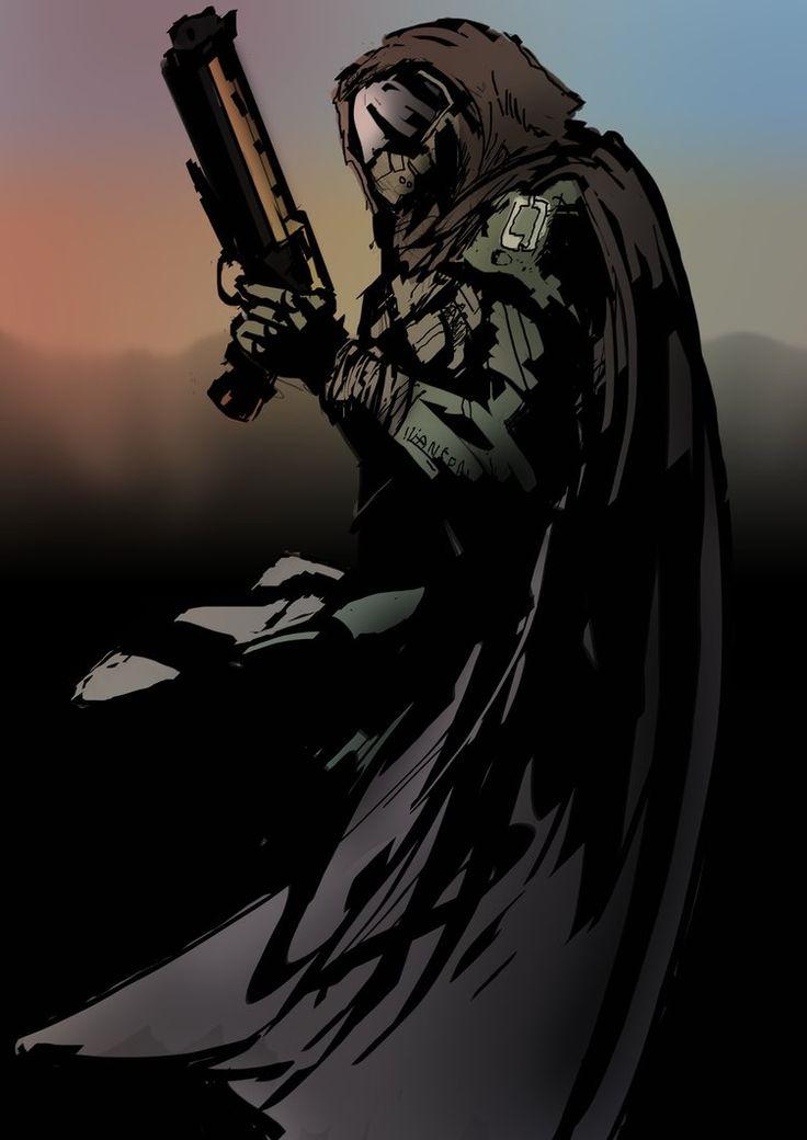 Destiny Hunter by Helios437 on DeviantArt