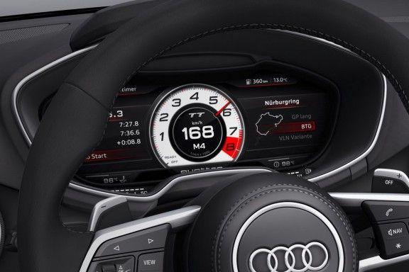 Audi présente le TT Quattro Sport Concept