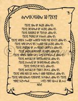 Invocation to Freyr, Book of Shadows Spells Pages, Witchcraft, Wicca, Charmed