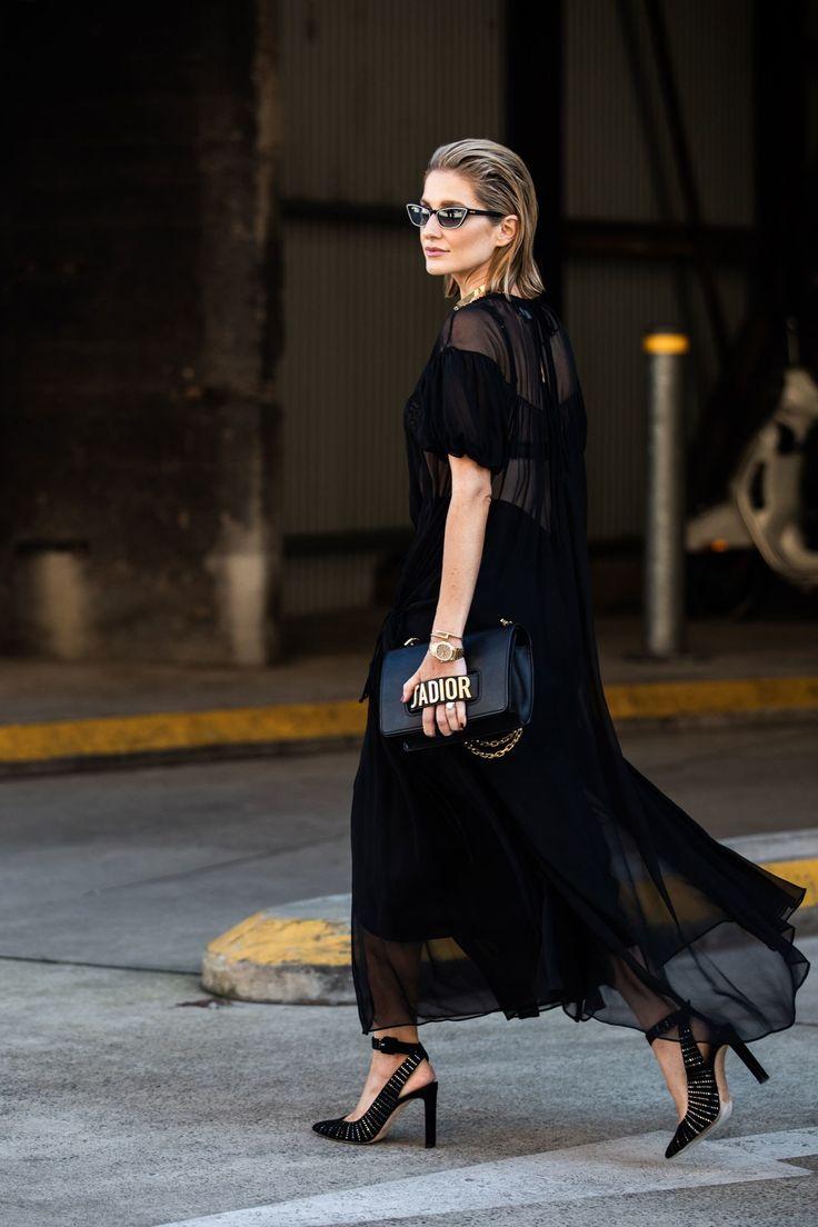 Die Street-Styles von der Australia Fashion Week, Resort 2020