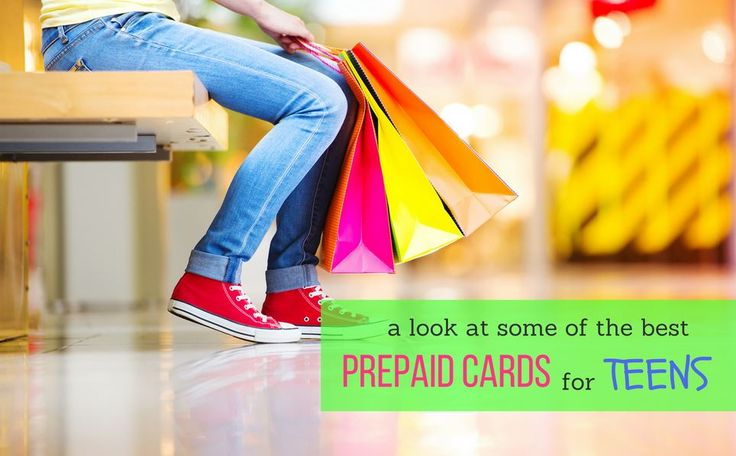 The best prepaid and debit cards for teens and parents