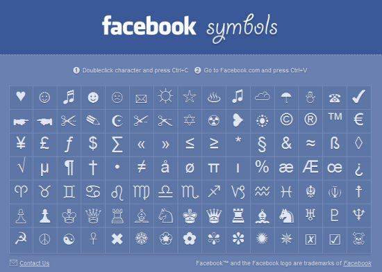 copy and paste letters for facebook 17 best images about amp text symbols amp on 15823