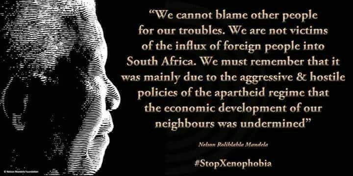 Nelson Mandela says it all