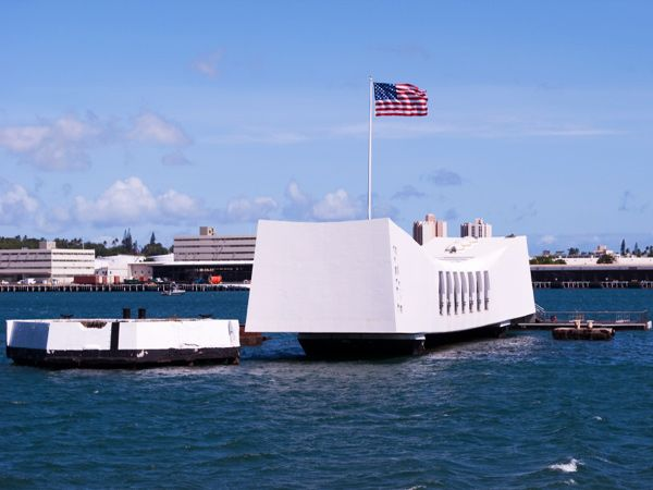 Pearl Harbor tours in Oahu Hawaii include a visit to the USS Arizona Memorial and the Pacific Aviation Museum. Order through Hawaii Discount and save.