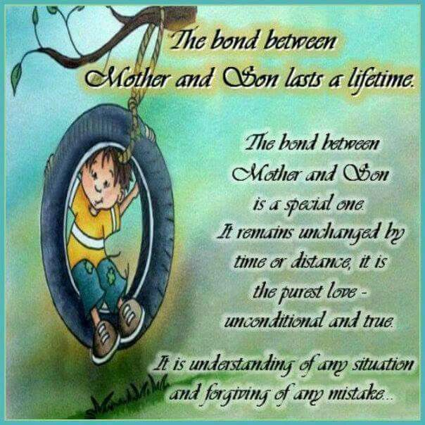 Quote About Sons And Mothers: 90 Best Images About Quotes : Ouerskap On Pinterest