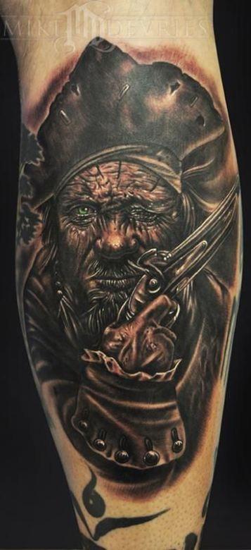 Pirate Tatuajes | Revista entintado
