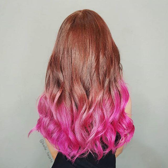 New hair don't care  . New hair for a new year. Loving the pretty and vibrant colour.  Thanks @frankielee07 @blackhairsalon for my new look!  . . . . . . . . . . . . . . . . . . . . . . . . . . . . #hairstyles #hairoftheday #hairinspo #hairinspiration #discoverunder10k #sydneybloggers #beautylover #beautyaddict #beautycommunity #beautystagram #bbloggersau #bloggergals #blogsociety #postitfortheaesthetic #femfeed #palmbffs #blogbffs #haircolorideas #hairenvy #AColorStory #ausbeautybabes…