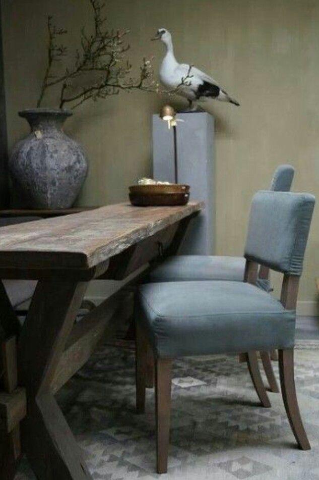 56 best Eetkamerstoelen images on Pinterest   Coffee table ...