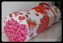 Sac polochon - Tutoriels gratuits de sacs en tous genres - Site de couture pour débutant(e) !