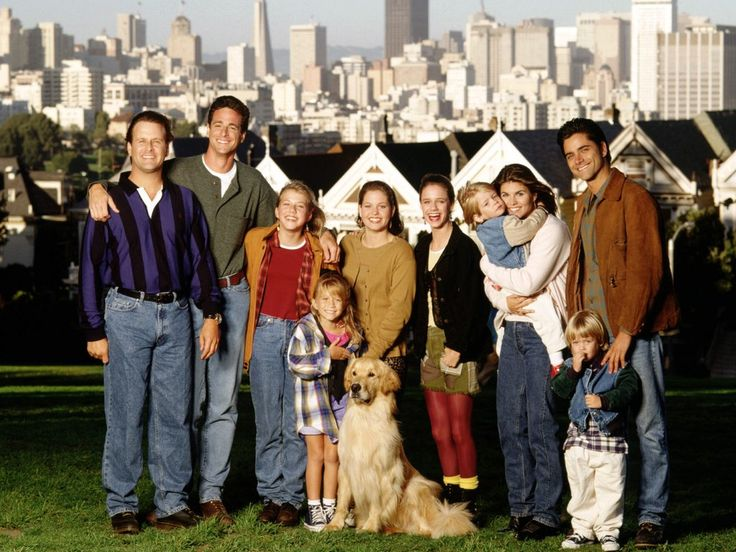 Which Full House Character Are You?