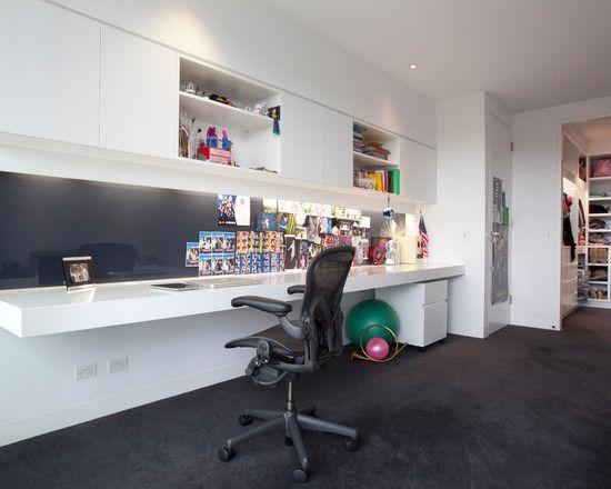 21 best home desk images on Pinterest Architecture Office ideas