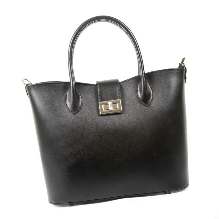 """""""Tiffany"""" (black or brown, we're not fussy) is our absolute favourite for AW15/16 this Summer. Breathtakingly amazing genuine Italian leather. Perfection in a handbag. www.borsetta.london xx Hols xx"""