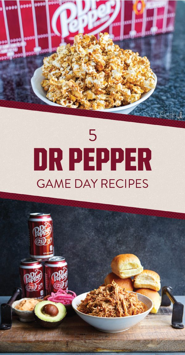 Dr Pepper® and tasty tailgating recipes are a game day combination worthy of a touchdown this football season. With finger-licking appetizer dishes and sweet and savory bites made for entertaining, you'll be ready to cheer on your favorite team in the most delicious way. Score the ingredients for these creations and all the essentials you need for your football party at your local Ahold store.