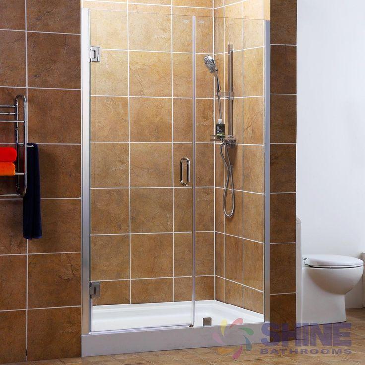 Small Bathroom Glass Shower Door: Top 25+ Best Frameless Shower Doors Ideas On Pinterest