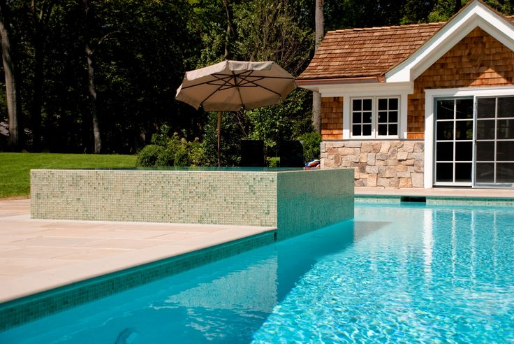 Overflow Swimming Pool Design Image Review