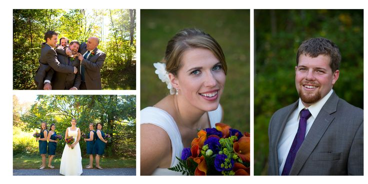 Poland Springs Resort. Maine. Wedding. Haley J Photography.