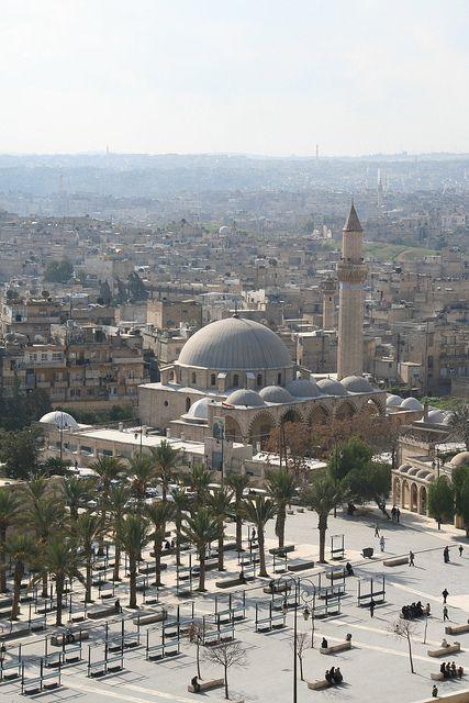 Aleppo, Syria by jason_harman, via Flickr