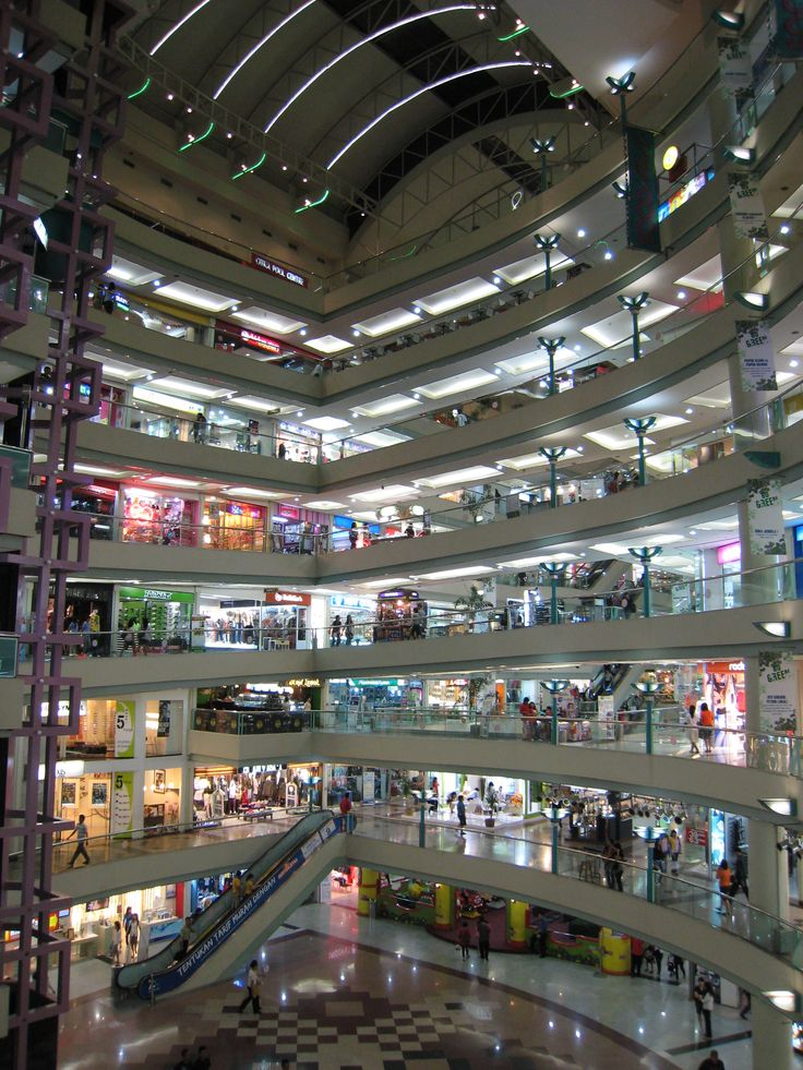 Ciputra mall, Jakarta, Indonesia. HELLO GORGEOUS MALL