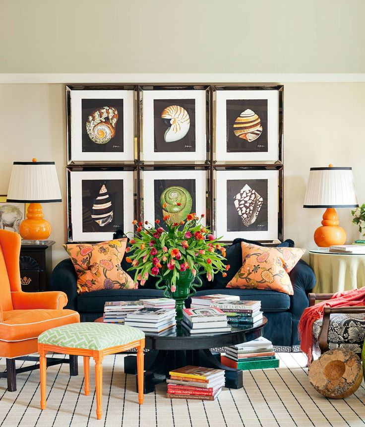 Living Room Wall Pictures Ideas