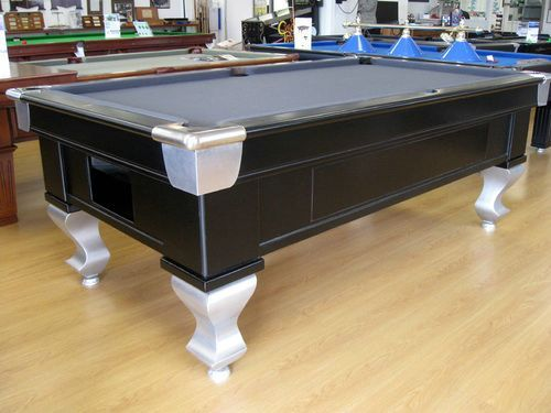 Beautiful Pool Tables for Small Rooms