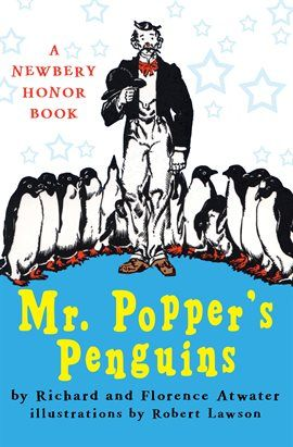 Mr. Popper has penguins in his fridge, an ice rink in the basement, and a family for whom life will never be the same   How many penguins in the house is too many? Mr. Popper is a humble house painter living in Stillwater who dreams of faraway places like the South Pole. When an explorer responds to his letter by sending him a penguin named Captain Cook, Mr. Popper and his family's lives change forever. Soon one penguin becomes twelve, and the Poppers must set out on their own adventure t...