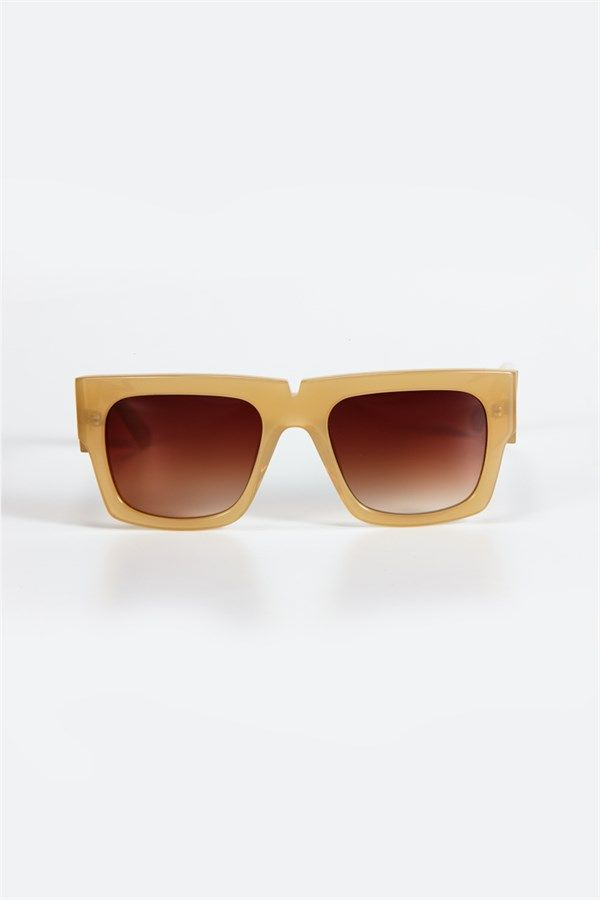 BREAD & BUTTER NUDE SUNGLASSES by PARED