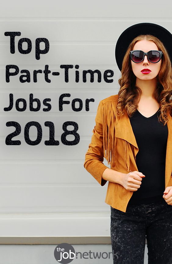 Part-time jobs can be a way to manage an employment gap while you figure out your next career move, or it can be a way to test the waters in a particular field, or it might be a side hustle to make more money. The flexibility of a part-time job is usually the best part. So what are the top jobs for 2018 if you're looking for a part-time gig? Let's explore 5 that are worth exploring.