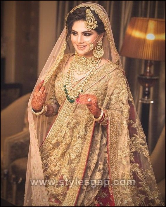 Different Cultures Indian Traditional Bridal Dresses Trends 2019 2020 Pakistani Bridal Dresses Pakistani Wedding Outfits Indian Bridal Dress