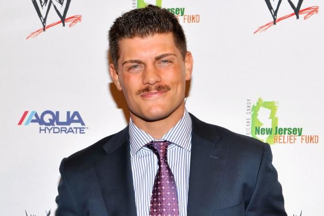 Cody Rhodes Released by WWE: Latest Comments and Reaction