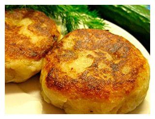 Постные котлетки из фасоли и картофеля в духовке | Классные вегетарианские рецепты