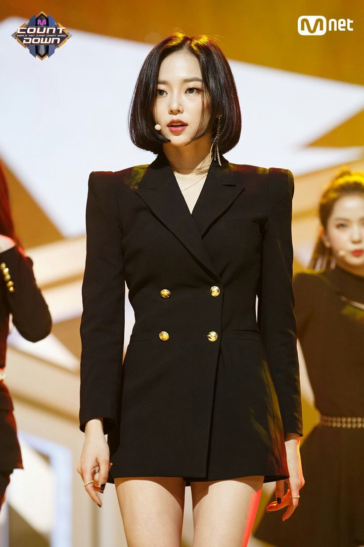 Image result for clc yeeun black dress