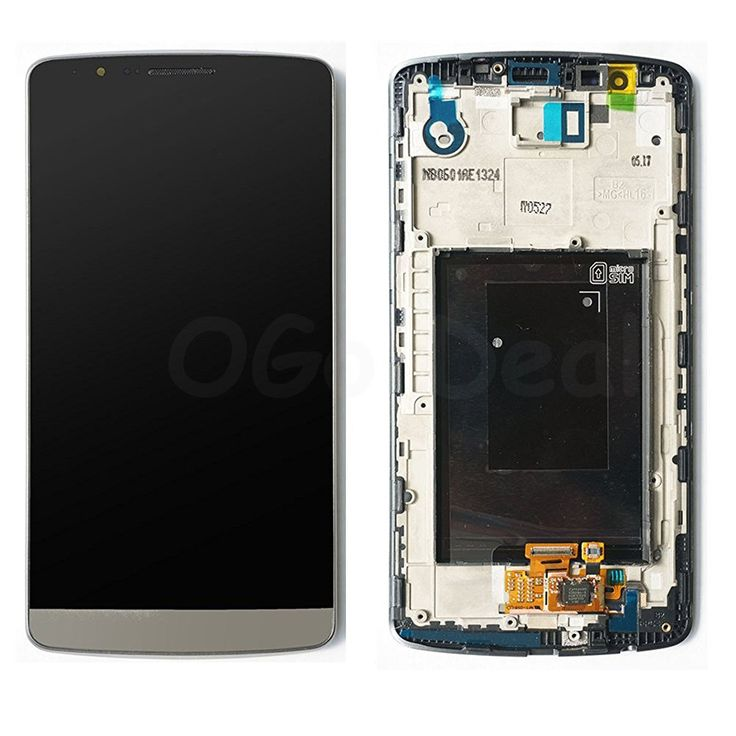 LG G3 LCD Screen and Digitizer Assembly With Frame  D855 D851 D850 LS990  - Gray @ http://www.ogodeal.com/for-lg-g3-lcd-screen-and-digitizer-assembly-with-frame-replacement-d855-d851-d850-ls990-gray.html
