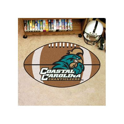 FANMATS NCAA Coastal Carolina Football Mat