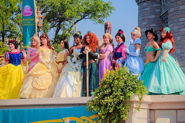Gosh darn it I wanna be a disney princess.... How can I work at disney world? Where do I sign the papers?