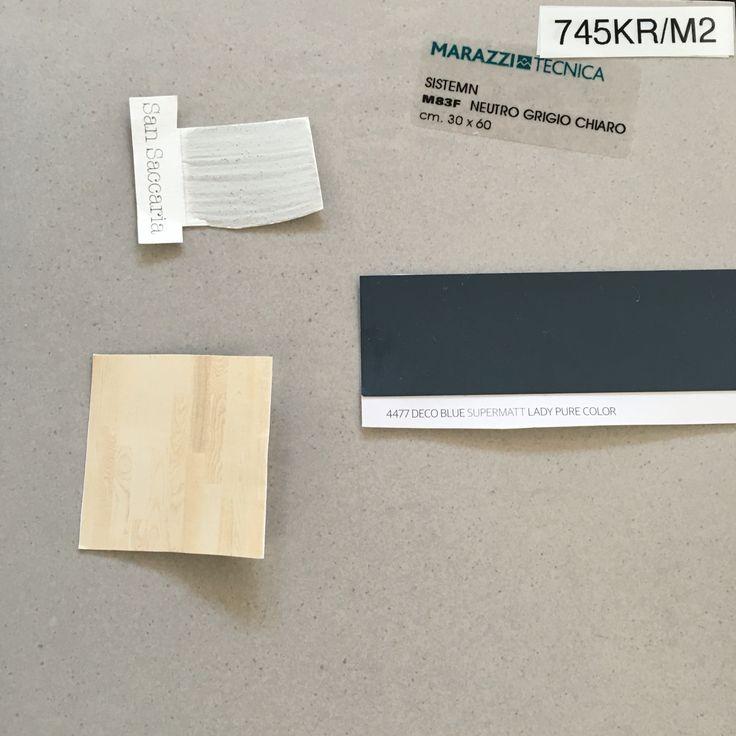 Marazzi Tecnica sistemn neutro grigio chiaro