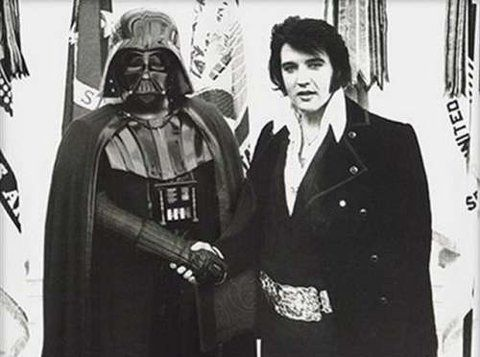 Vader and Elvis