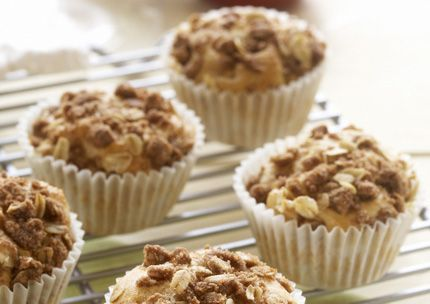 Apple Lover Muffins   Recipes with SPLENDA® Sweetener Products